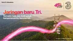 3 perluas jaringan ke 70 desa terpencil di Indonesia